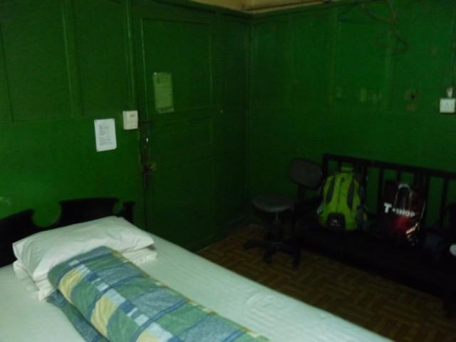 номер за 230 патак Balcony Double Room