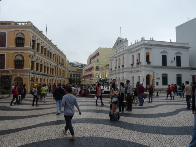 площадь Сенадо