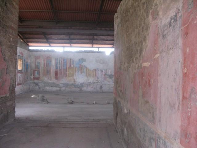 в домах сохранились росписи
