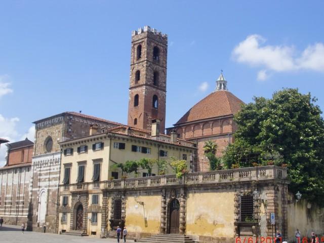 Площадь перед главным собором