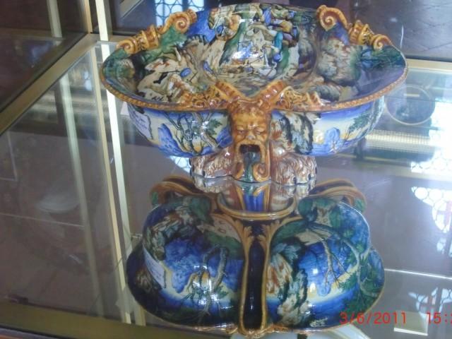 Палаццо Барджело, Китайская ваза