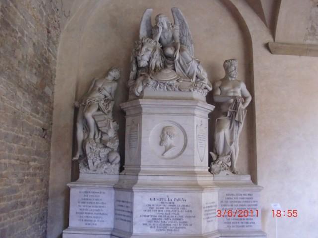 """В память аббата Фариа  (см. """"Граф Монте-Кристо"""")"""