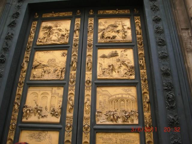 Золотые врата Баптитерия