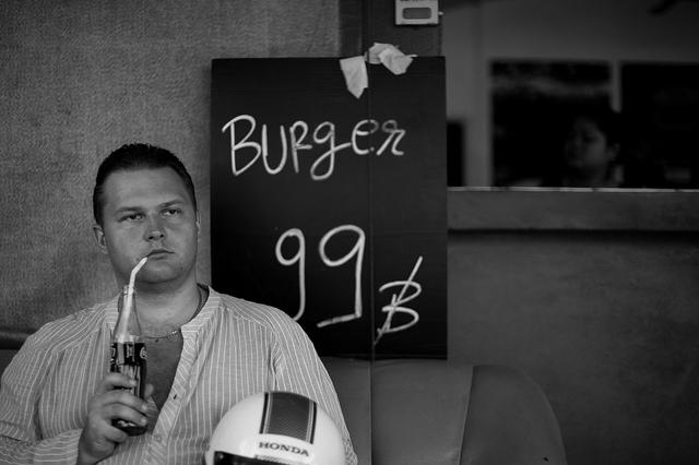 Бургер 99 + патентованное каменное_лецо©