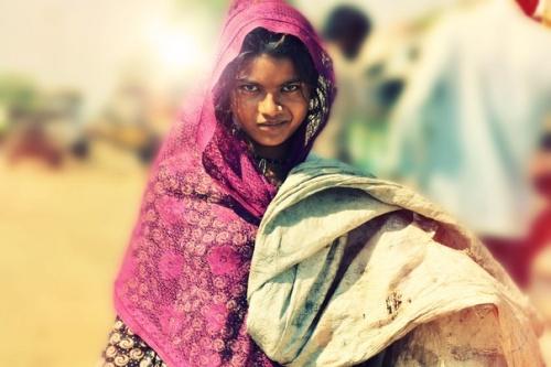 Раджастанская красавица