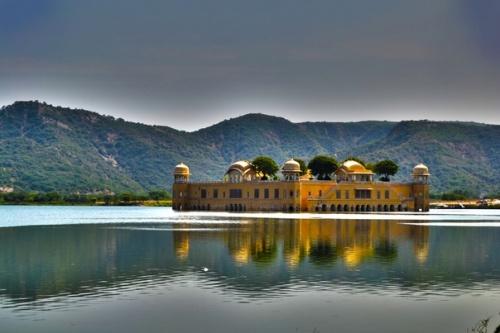 Летний дворец Махараджи