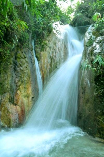водопад в Ришикеше