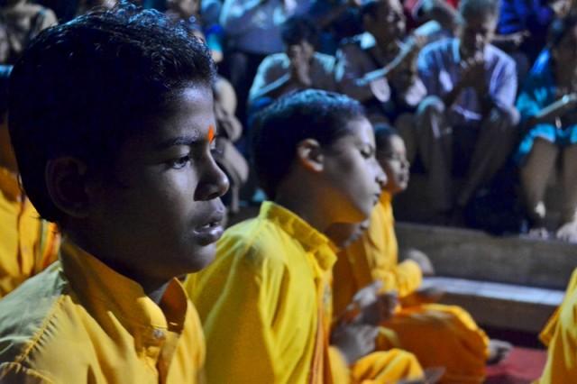 ученики Saraswati