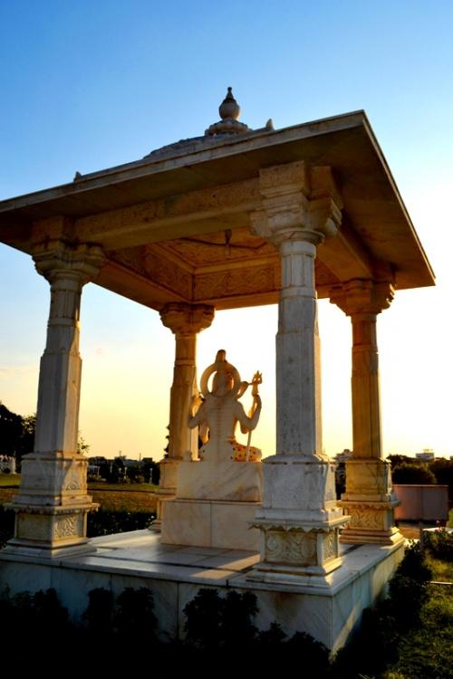 Храм Бирли Джайпур