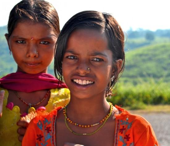 девочки из джунглей