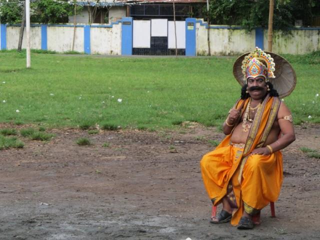 Красавец мужчина-идеал керальской красоты