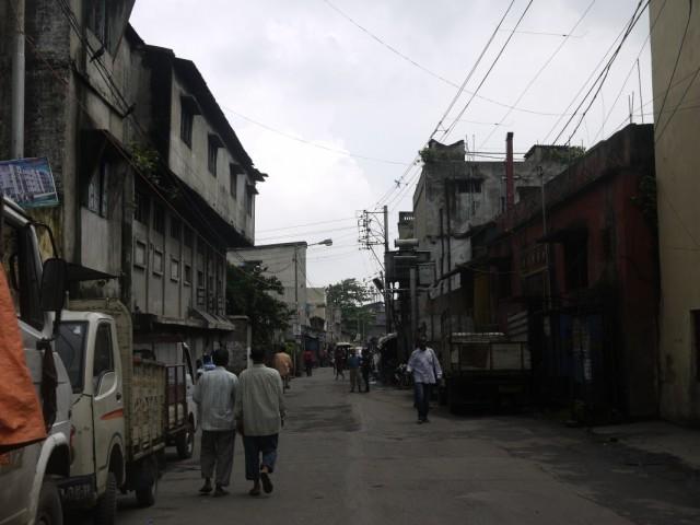 улицы чайна-тауна
