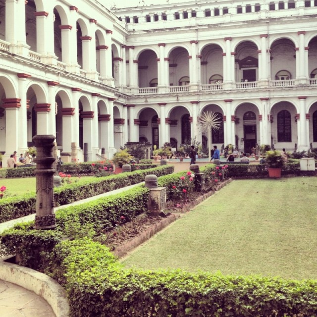 В Индийском музее