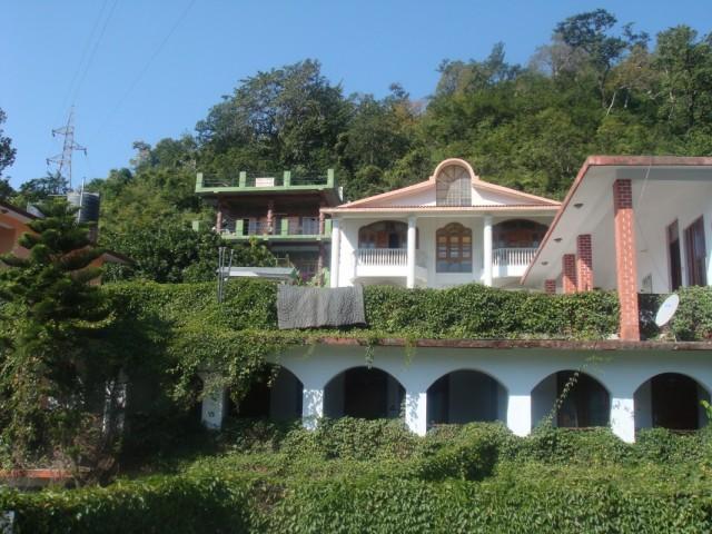 Нью Бандари с крыши Грин Вэлли