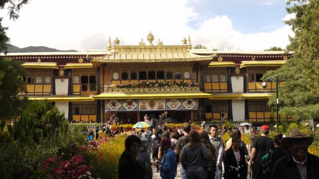 Норбулинка.Летний дворец Далай Ламы