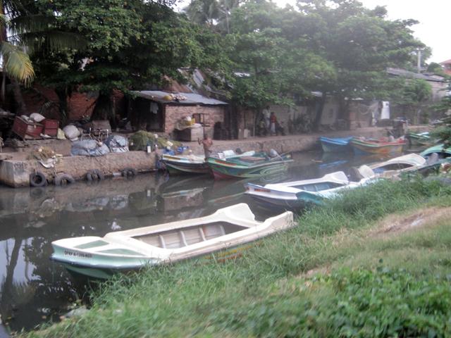 канал Коломбо-Чилау