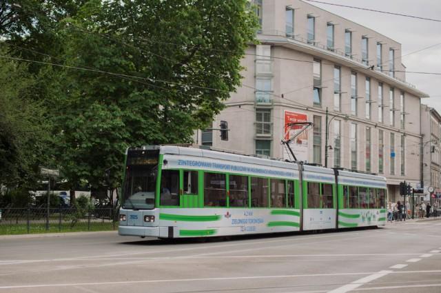 современный местный транспорт