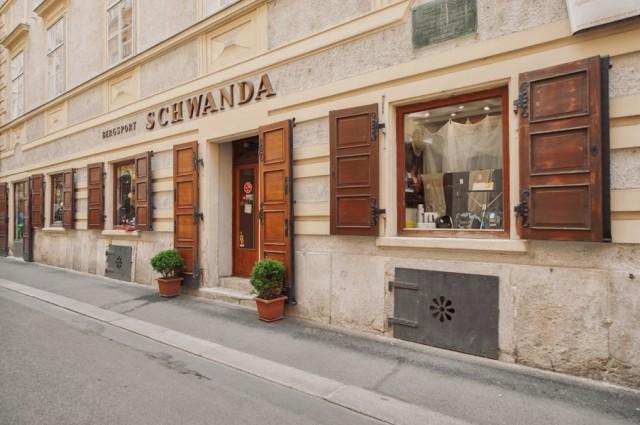 улицы усеяны разнообразными милыми магазинами