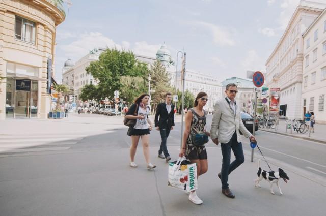 городской трафик