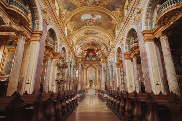 очень красивые католические храмы