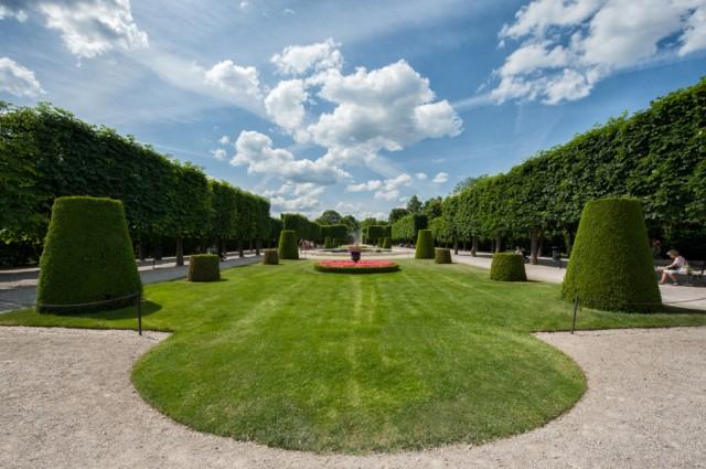 Шёнбурн: безумно красивые сады