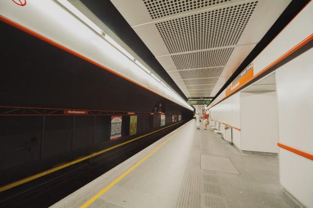 метро в Вене