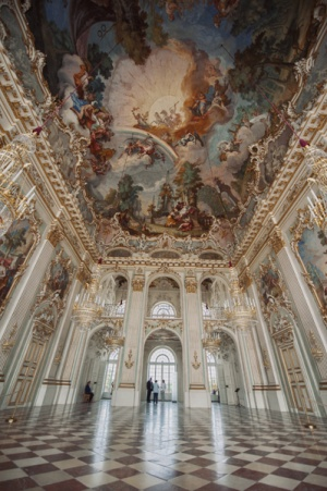 залы просто потрясающие