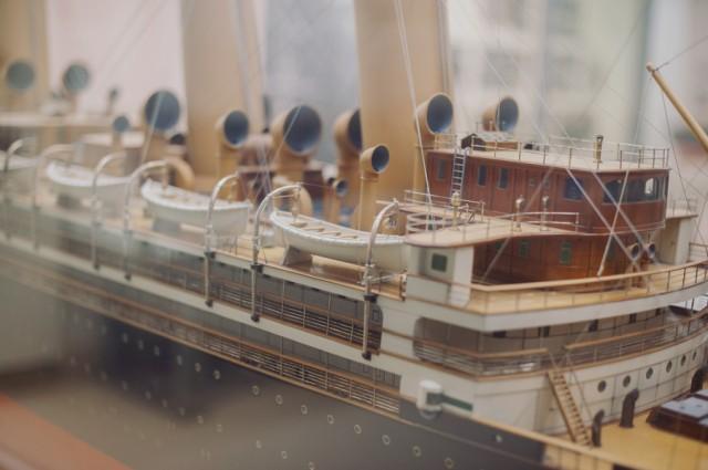 на корабликах все очень реалистично