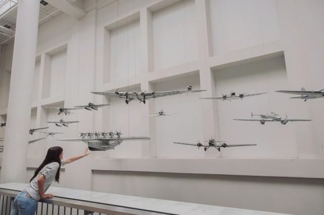 самолеты в миниатюре