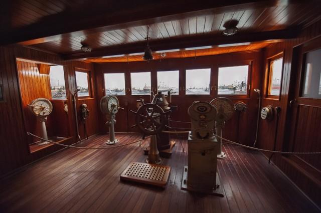 корабль изнутри