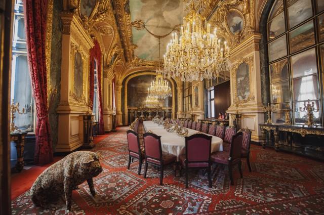 и еще апартаменты Наполеона.