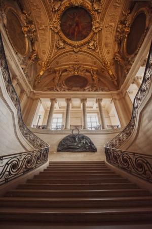 лестница...