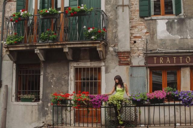 ах Венеция, Венеция...
