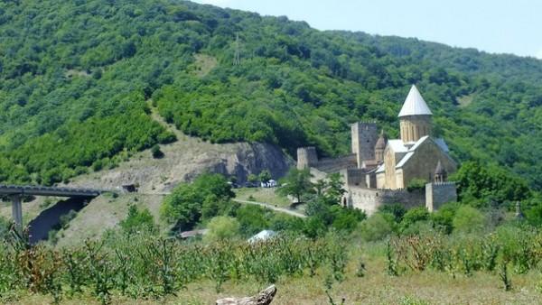 Ананурская крепость