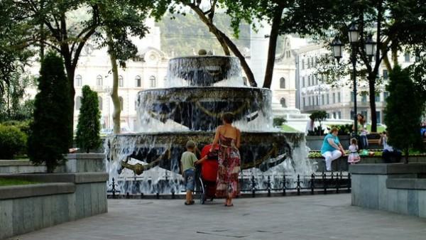Можно смотреть бесконечно. Тбилиси