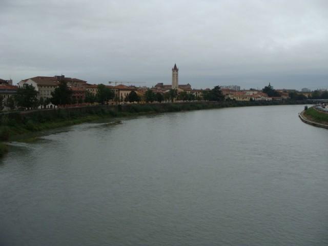 Вид с дворцового моста