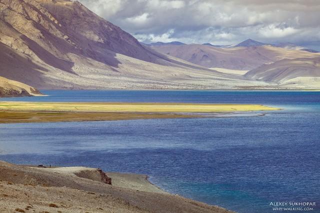 озеро Тцо морири