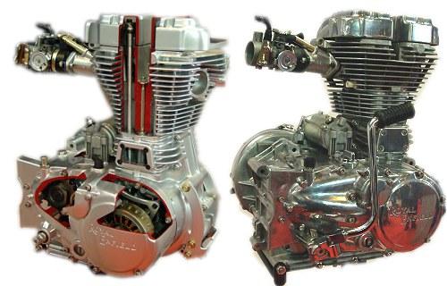 новый мотор
