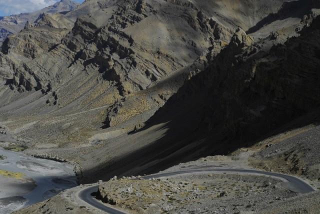 Где-то после перевала Лачулунг ла