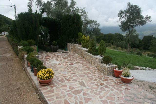 красивый садик