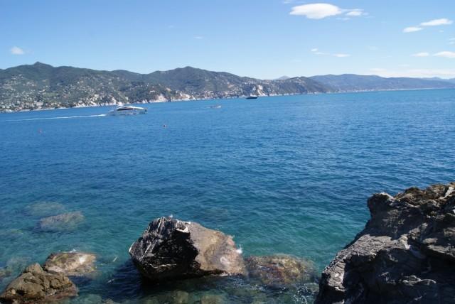 Эта красота по дороге в Портофино-фешенебельный и очень дорогой курорт