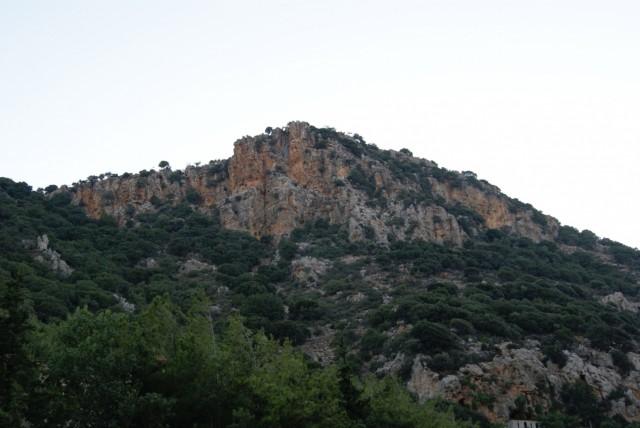 Камни, скалы, южная часть Крита