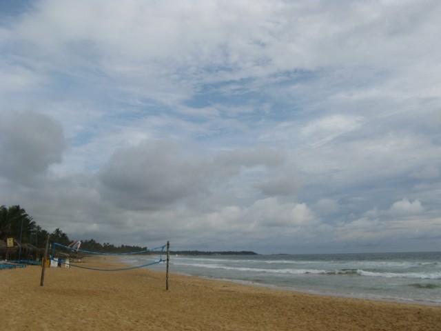 Пляж в Наригаме