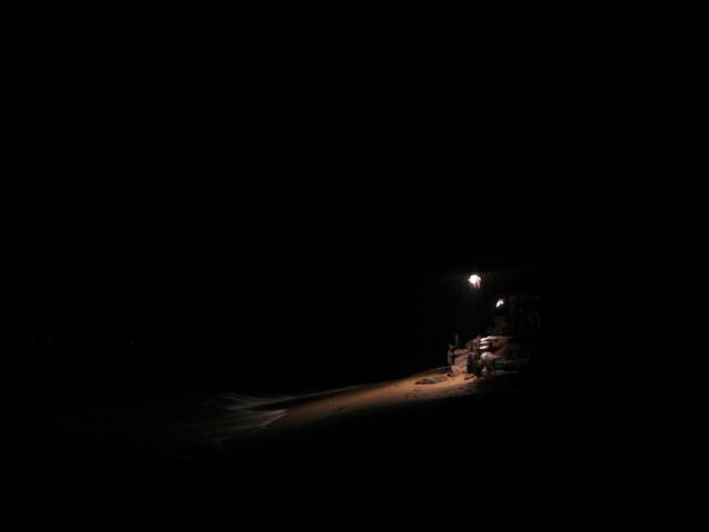 Ночное побережье