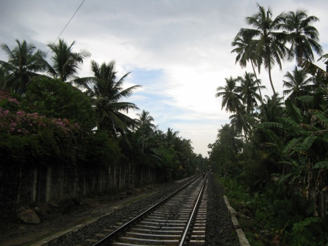 Там - станция Пералия
