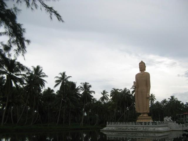 Цунами Хонгаджи Вихара
