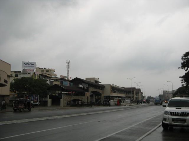 Автобусный вокзал. Тот-самый, и та-самая улица...