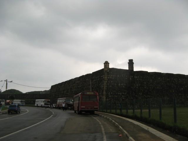 Сворачиваем к форту