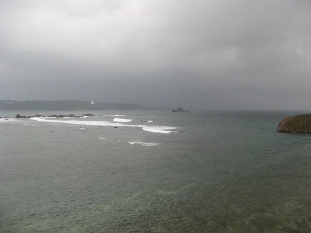 Ступа в Унаватуне, Холм Румасала и Корабль