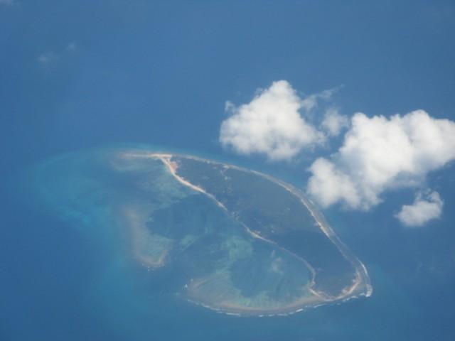 Остров никому не нужен, так как там почти ничего не растёт и нет никаких ресурсов